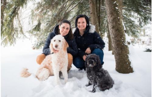 APC Winter Family Photo
